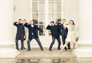 weddingshots.de: Winterhochzeit am Koblenzer Schloss