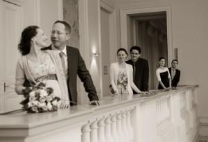 weddingshots.de: Winterhochzeit im Koblenzer Schloss