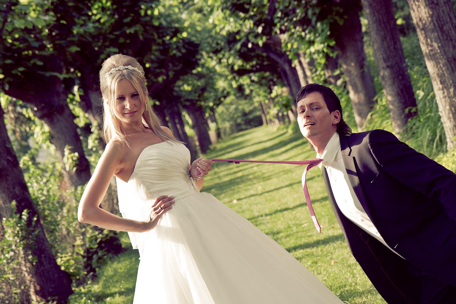 Hochzeit auf Klostergut Besselich, Urbar