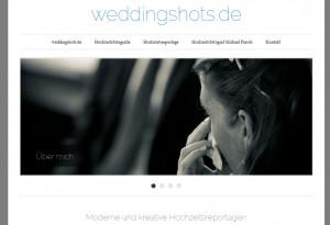 weddingshots.de Moderne udn kreative Hochzeitsreportagen
