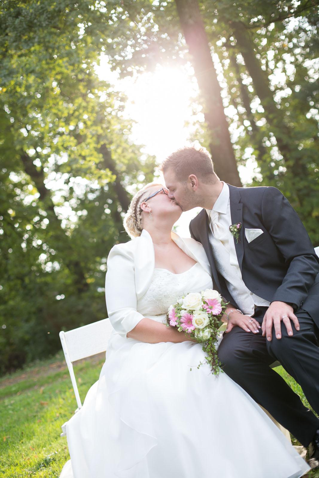 weddingshots.de: Brautpaar Gut Nettehammer, Andernach